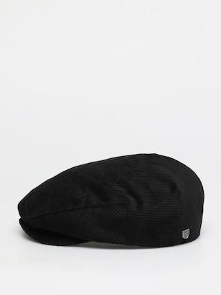 Klobouk s ku0161iltem Brixton Hooligan Snap Cap (black cord)