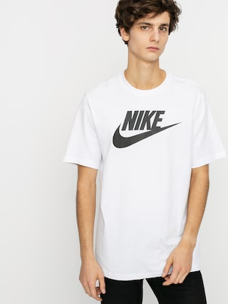 Tričko Nike Sportswear Icon (white/black)