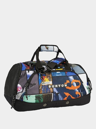 Tau0161ka Burton Boothaus Bag Md 2.0 (catalog collage print)