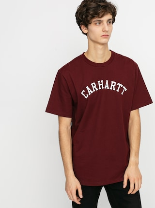 Triu010dko Carhartt WIP University (bordeaux/white)