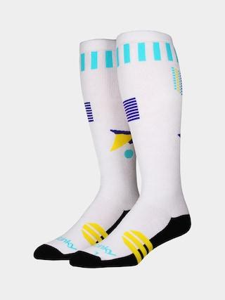 Ponožky Stinky Socks Surf'S Up (white)