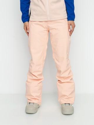 Snowboardovu00e9 kalhoty  Burton Society Wmn (peach melba)