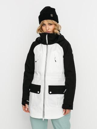 Snowboardovu00e1 bunda Burton Prowess Wmn (true black/stout white)