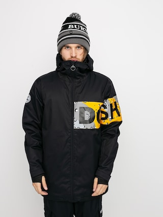 Snowboardovu00e1 bunda DC Propaganda (black)