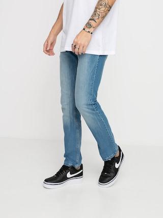 Kalhoty DC Worker Straight Stretch (light indigo bleach)