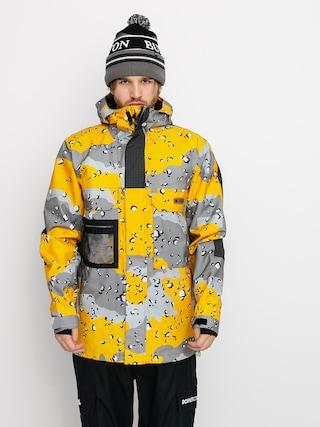 Snowboardovu00e1 bunda DC Defiant (chocolate chip lemon chro camo)