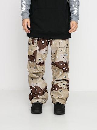 Snowboardovu00e9 kalhoty  DC Code (chocolate chip camo)