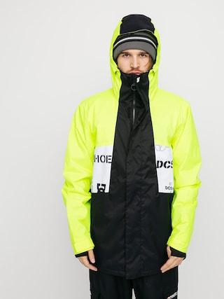 Snowboardovu00e1 bunda DC Defy (syndicate white)