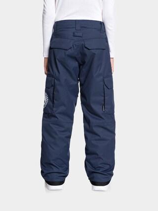Snowboardovu00e9 kalhoty  DC Banshee (black iris)