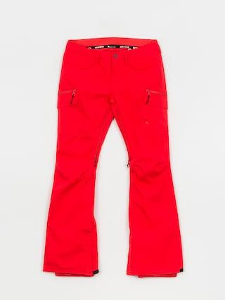 Snowboardovu00e9 kalhoty  Burton Gloria Insulated Wmn (hibiscus pink)