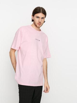 Tričko RVCA Fauna (chalky pink)