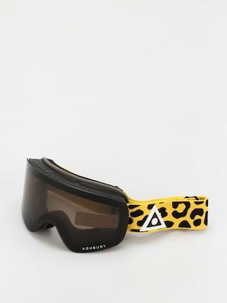 Bru00fdle na snowboard Ashbury Sonic (leopard)