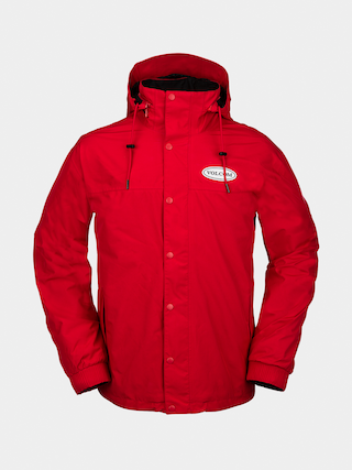 Snowboardovu00e1 bunda Volcom Longo Gore Tex (red)