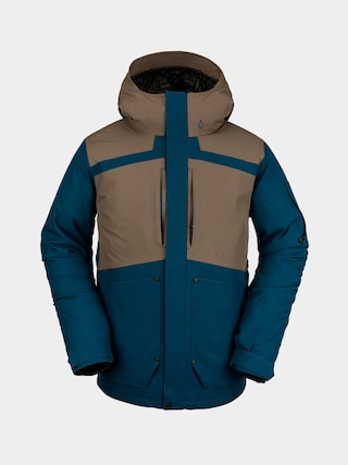 Snowboardovu00e1 bunda Volcom Scortch Ins (blue)