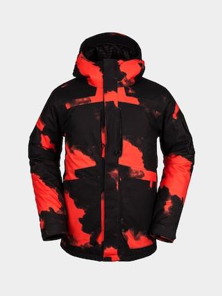 Snowboardovu00e1 bunda Volcom Scortch Ins (magma smoke)