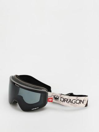 Brýle na snowboard Dragon PXV (686 camo/ll dark smoke/ll rose)