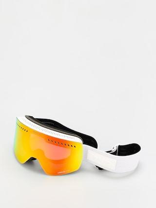 Brýle na snowboard Dragon NFXs (corduroy/ll red ion/ll rose)