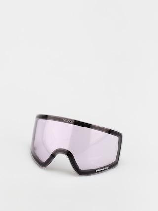Sklo na snowboardové brýle Dragon PXV (lumalens violet)