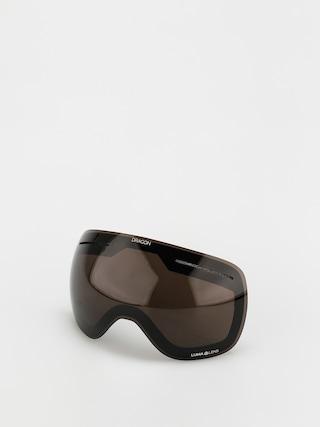 Sklo na snowboardové brýle Dragon X1 (lumalens midnight)
