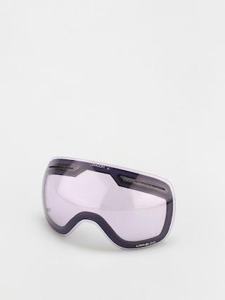 Sklo na snowboardové brýle Dragon X1 (lumalens violet)