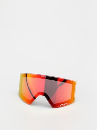 Sklo na snowboardové brýle Dragon RVX (lumalens red ion)