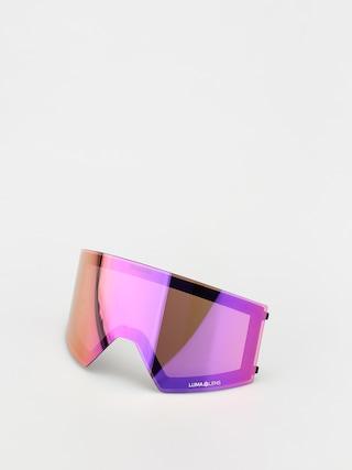 Sklo na snowboardové brýle Dragon RVX (lumalens purple ion)