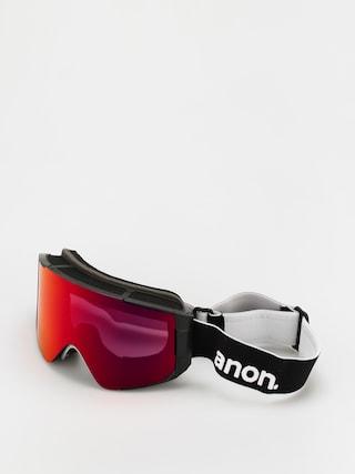 Bru00fdle na snowboard Anon Sync (black/perceive sunny red)