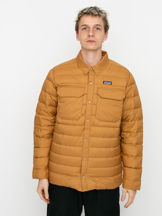 Bunda Patagonia Silent Down (nest brown)