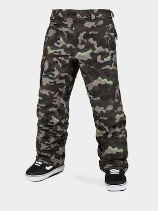 Snowboardovu00e9 kalhoty  Volcom V Co Hunter (army)