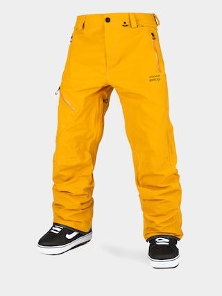 Snowboardovu00e9 kalhoty  Volcom L Gore Tex (resin gold)