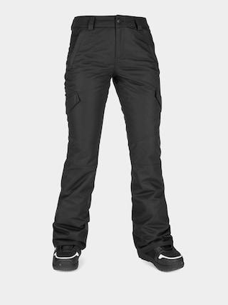 Snowboardovu00e9 kalhoty  Volcom Bridger Ins Wmn (black)