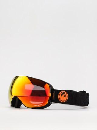 Bru00fdle na snowboard Dragon X2s (gigi sig 20/ll red ion/ll light rose)