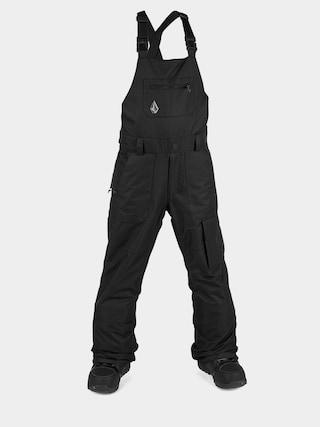 Snowboardovu00e9 kalhoty  Volcom Barkley Bib Overall (black)