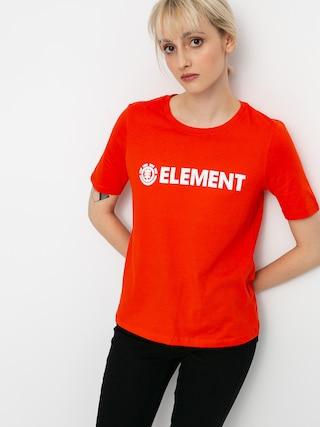 Tričko Element Logo Wmn (grenadine)