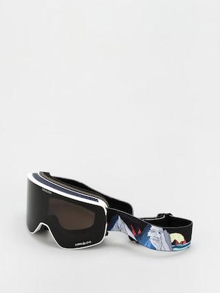 Brýle na snowboard Dragon NFX2 (benchetler 20/ll midnight/ll rose)