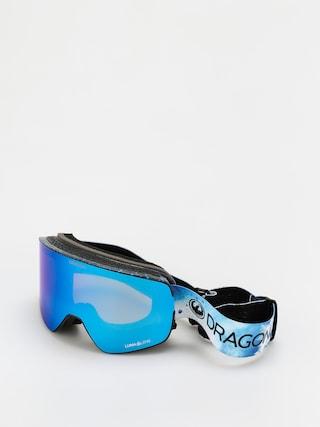 Bru00fdle na snowboard Dragon NFX2 (permafrost/ll blue ion/ll amber)