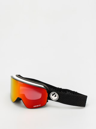 Bru00fdle na snowboard Dragon NFX2 (split/ll red ion/ll light rose)