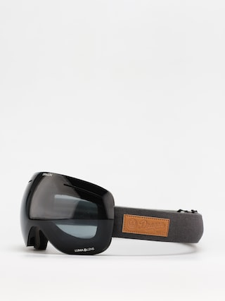Brýle na snowboard Dragon X1 (pumice/ll dark smoke/ll rose)
