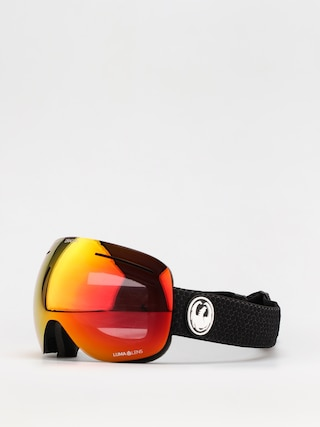 Brýle na snowboard Dragon X1 (split/ll red ion/ll light rose)
