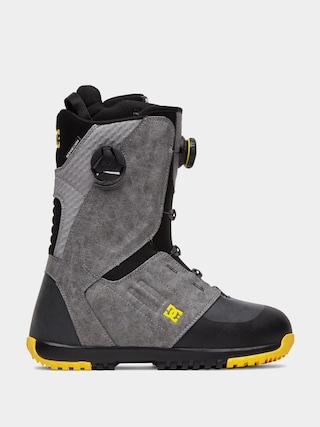 Boty na snowboard DC Control (frost grey)