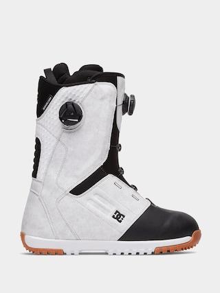 Boty na snowboard DC Control (white)