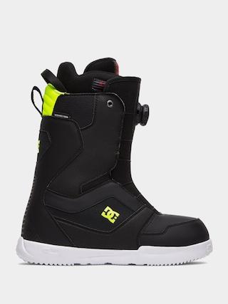 Boty na snowboard DC Scout (black)