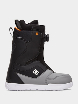 Boty na snowboard DC Scout (frost grey)