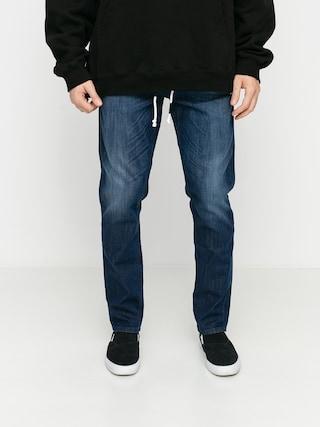 Kalhoty Elade Classic Stretch (blue denim)