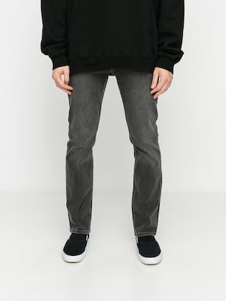 Kalhoty DC Worker Straight Stretch (medium grey)