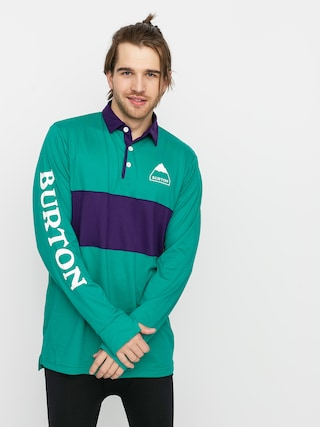 Termotriko Burton Midweight Rugby (dynasty green/parachute purple)
