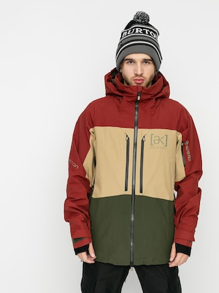 Snowboardovu00e1 bunda Burton Ak Gore Tex Swash (sparrow/kelp/forest night)