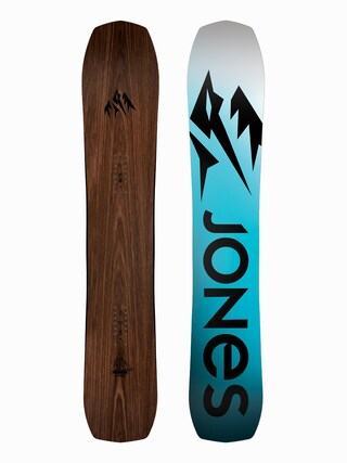 Snowboard Jones Snowboards Flagship (blue/black)