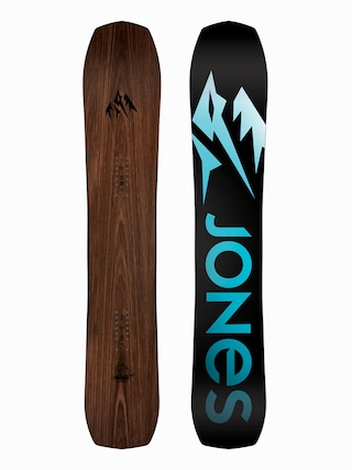 Snowboard Jones Snowboards Flagship (black/blue)