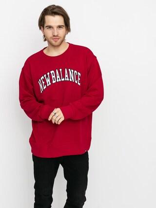 Mikina New Balance Collegiate Crew (red)